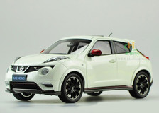1/18 Dealer Edition Nissan Juke Nismo RS (White)