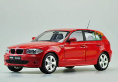 1/18 Kyosho BMW 120i (Red)