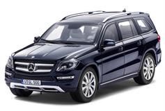 1/18 Norev Mercedes-Benz GL-Class GL500 (Blue)