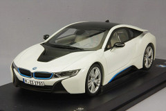 RARE 1/18 Dealer Edition BMW I8 (White)