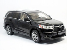 1/18 Dealer Edition 2015 Toyota Highlander (Black)