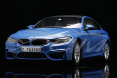 RARE 1/18 Dealer Edition BMW M4 F82 (Blue)