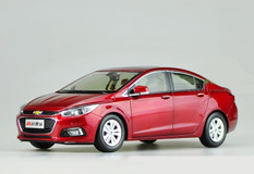 1/18 Dealer Edition 2015 Chevrolet Chevy Cruze (Red)