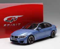 1/18 GTSpirit BMW F80 M3 (Blue) Limited