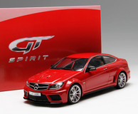 1/18 GT Spirit Mercedes-Benz C63 AMG Coupe (Red) Limited