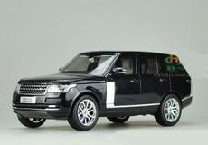1/18 GTAUTOS Land Rover Range Rover (Black)