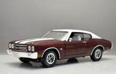 1/18 Auto World 1970 Chevy Chevelle SS