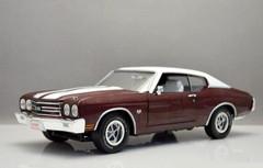 1/18 Auto World 1970 Chevy Chevelle SS