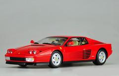 1/18 Kyosho 1989 Ferrari Testarossa (Red)