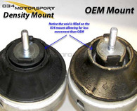 034 Density Motor Mount B5 B6 B7 and A6 Street / Track
