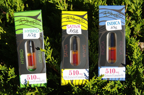 Bhang Stick Cartridge