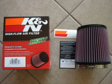 Universal 114mm K&N Air Filter