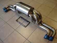 Ferrari 360 Modena Coupe Spider 99-05 Full Titanium Exhaust