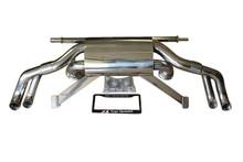 AUDI R8 5.2L V10 09-13 T304 Rear Section Performance Race Spec Exhaust System