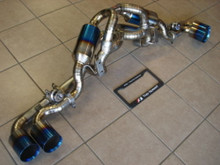 Ferrari F430 Coupe & Spider 05-09 TOP SPEED PRO-1 Performance Titanium Exhaust