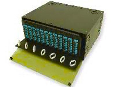 Multilink Slide-Out Style Fiber Distribution Unit FRM-4RU-12X-TS