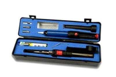 Miller P100KX Gas Torch Kit & De-Solder Pump