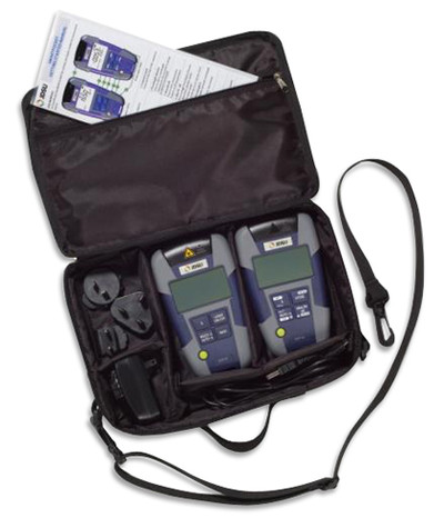OMK-38P JDSU Service Provider Hi-Power SM SmartPocket Test Kit