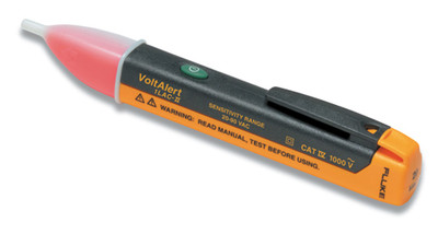 Fluke 1LAC-A-II VoltAlert Non-Contact Voltage Detector, 20-90VAC