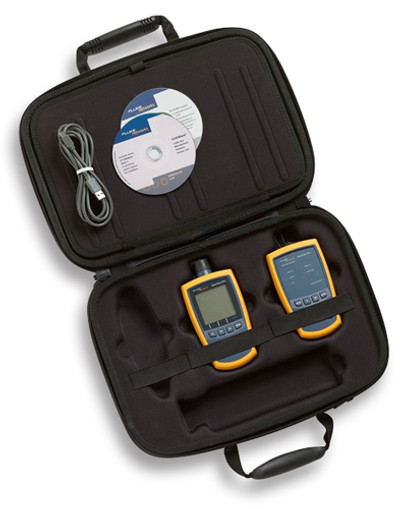 Fluke Networks FTK2000 Single Mode Fiber Verification Kit