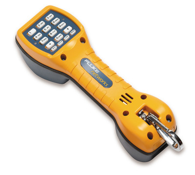 Fluke Networks 30800001 TS30 Test Set, Piercing Pin Cordset