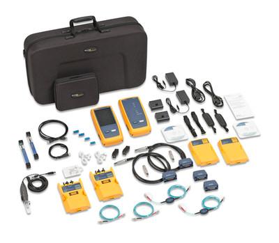 Fluke Networks DSX-5000Mi 120 1 GHz DSX Cable Analyzer w/MM OLTS
