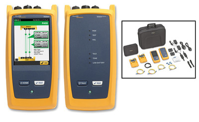 Fluke Networks CFP-100-S CertiFiber Pro Single Mode OLTS