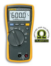 Fluke 114 True RMS Digital Multimeter - Calibrated