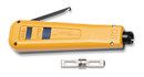 Fluke Networks 10051120 D914 Punch Down Tool, 66 & 110 Blades