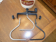 Stainless steel dough hook