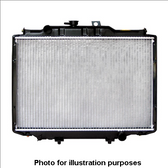 Nissan X-Trail Radiator T31 Part No.: RAXTT31