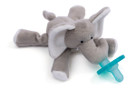 Elephant Wubbanub Plush Pacifier