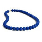 JANE NECKLACE - COBALT BLUE By Chewbeads