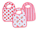Princess Posie snap bib