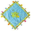 TAGGIES™ Spotty Frog Cozy Blanket By Mary Meyer