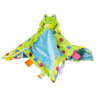 TAGGIES™ Spotted Frog Character Blanket By Mary Meyer