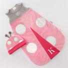 """""""Snug As a Bug"""" Ladybug Snuggle Sack Baby Gift Set"""