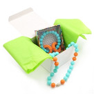 Mulberry Teether-and Necklace Gift Set