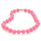 Juniorbeads Jane Jr. Necklace-Punchy Pink