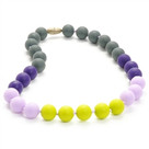 Juniorbeads Bleecker Jr. Necklace-Chartreuse