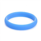 Juniorbeads Skinny Charles Jr. Bangle (Glow in the Dark)-Blue Raspberry