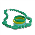 Necklace and Skinny Charles Bangle Gift Set