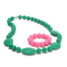 Perry Necklace and Cornelia Bracelet Gift Set