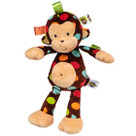 Taggies Dazzle Dots Monkey Soft Toy by Mary Meye
