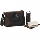 Kalencom Elite Diaper Bag, Chocolate