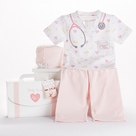"""Big Dreamzzz"" Baby Nurse Three-Piece Layette Set"