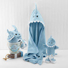 """Let the Fin Begin"" Four-Piece Bathtime Gift Set"