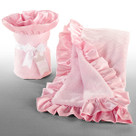 """Little Princess"" Plush Baby Blanket"