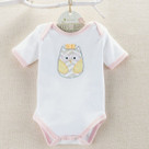 """Whoo's the Cutest?"" Owl Bodysuit Baby Gift Set"