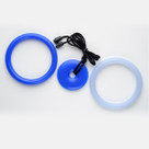 Tanzanite & Cotton Candy Blue Teething Bling Jewelry Gift Set